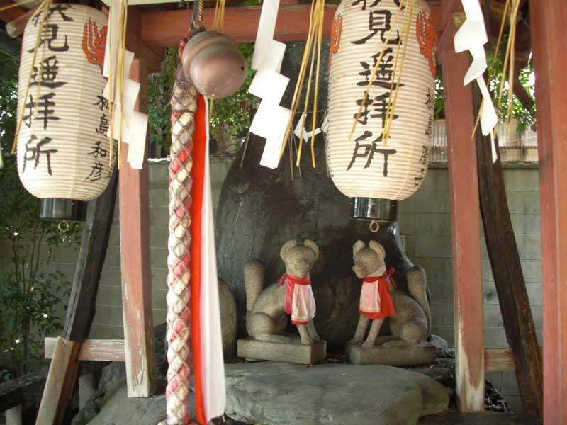 命名・名付け姓名判断武信稲荷神社 南末社画像