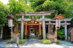 命名姓名判断 武信稲荷神社結婚式写真9
