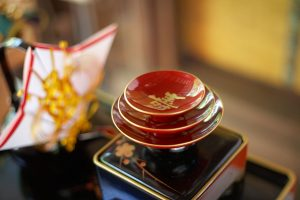 命名姓名判断 武信稲荷神社結婚式写真2