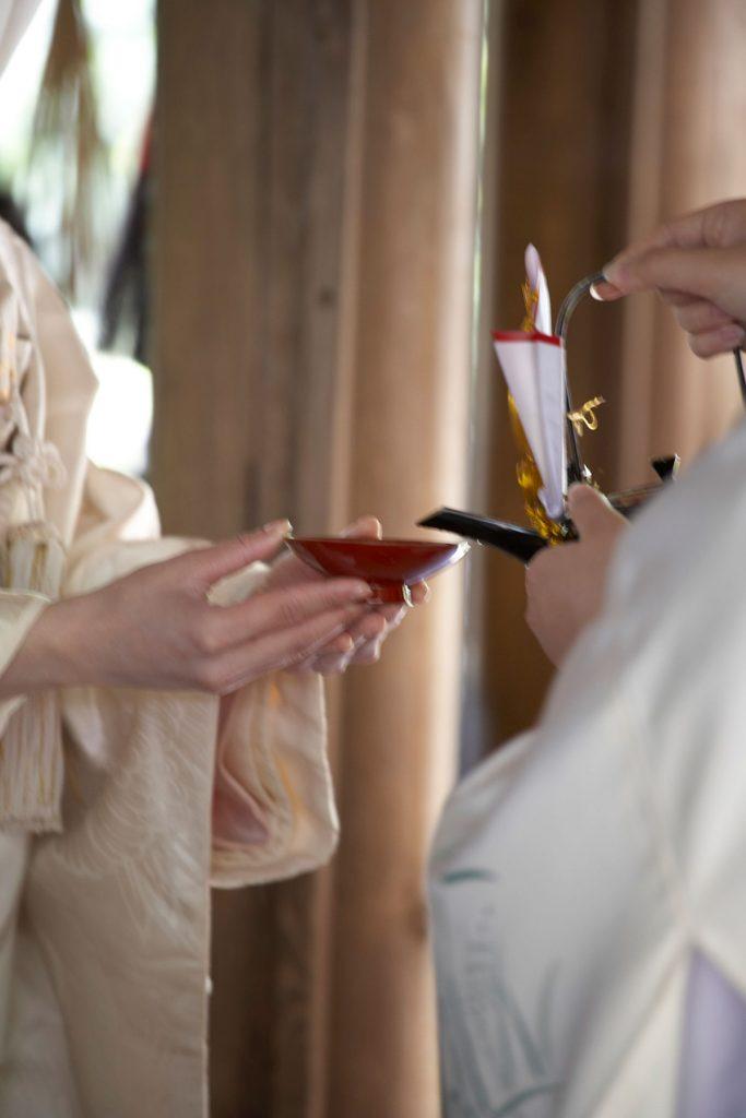 命名姓名判断 武信稲荷神社結婚式写真1