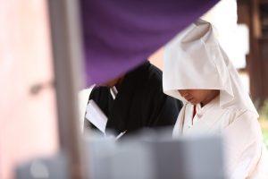 名付け姓名判断 武信稲荷神社結婚式写真4